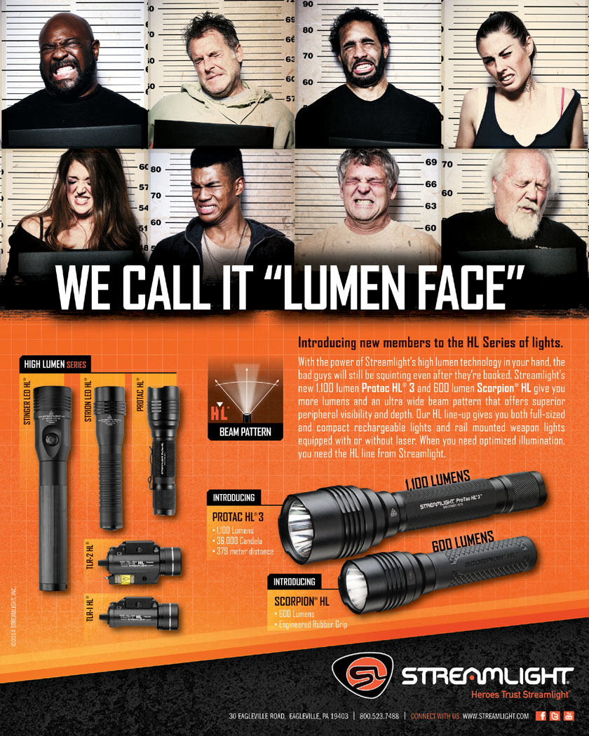 Streamlight May 2014