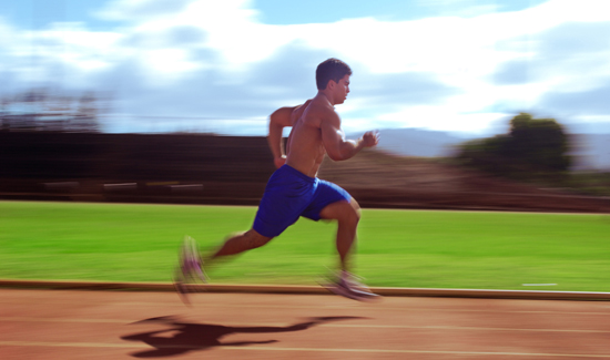 man_running
