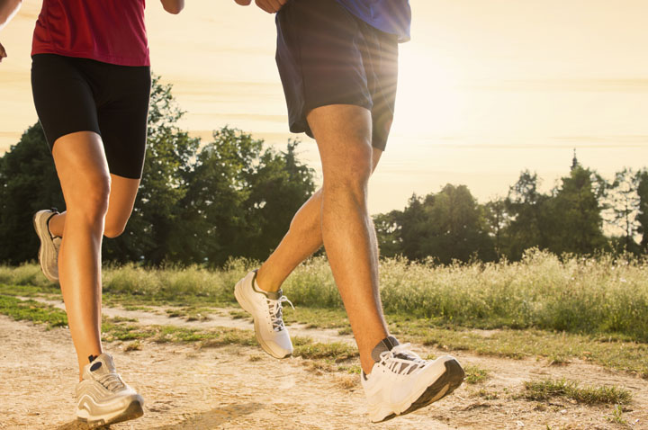 running_couple