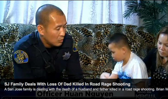 Cops raise $75K for victim's family - American Police Beat