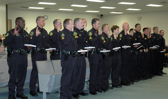 New hires in Asheville get ready for the rest of their careers.