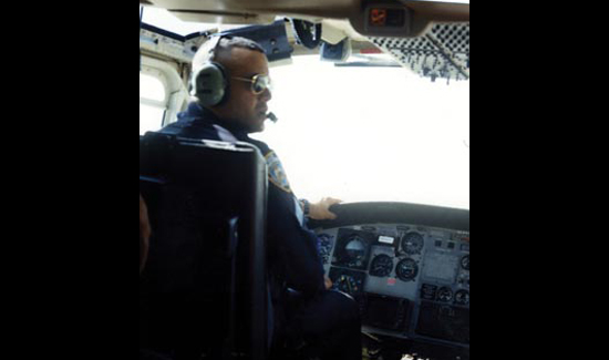 Steve Bonano has loved flying ever since his dad took him for a ride on his tenth birthday. Determined to get assigned to the NYPD's Aviation Unit, Steve invested $18,000 to get his commercial pilot's license, a requirement for entry into the unit, where he served for eight years. People still talk about the time Steve and his co-pilot, Matt Rowley, landed a helicopter in a shopping center parking lot to provide back-up for another officer who was engaged in a foot pursuit with a criminal suspect and had lost his radio. As you can imagine, this did not go over well with his bosses.