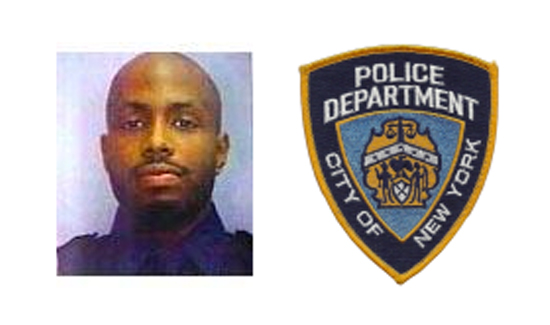 NYPD officer Sean Carrington