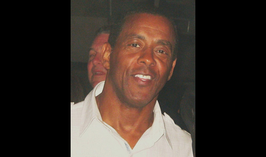 Hall-of-Fame running back Tony Dorsett