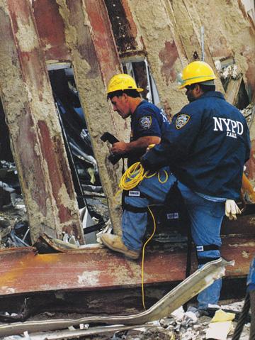 Sam and Dave Fitzpatrick Ground Zero
