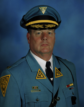 Colonel Rick Fuentes, Superintendent, New Jersey State Police