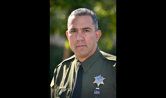 Tom Dominguez, president of the Association of Orange County Deputy Sheriffs, F.O.P. Lodge 18.