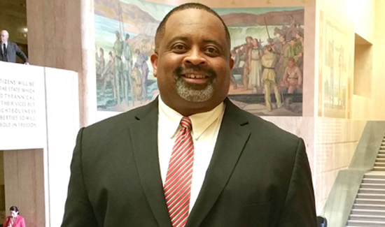 Daryl Turner is president of the Portland Police Association.