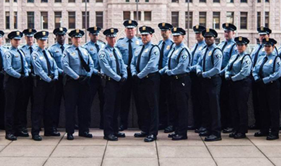Officers from the Minneapolis Police Department may soon be required to carry professional liability insurance. (Photo: Facebook)