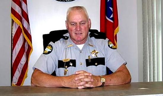 White County Sheriff Oddie Shoupe