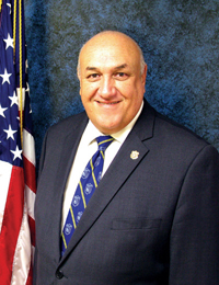John Rivera, president of the Dade County PBA