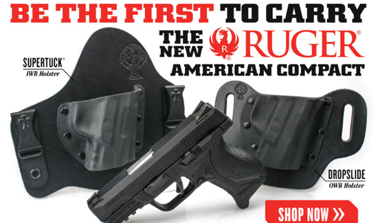 Crossbreed + Ruger = One Awesome Holster - American Police