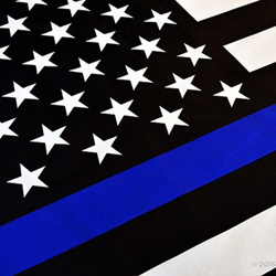 Cops Speak Out Against Use Of Thin Blue Line By Hate
