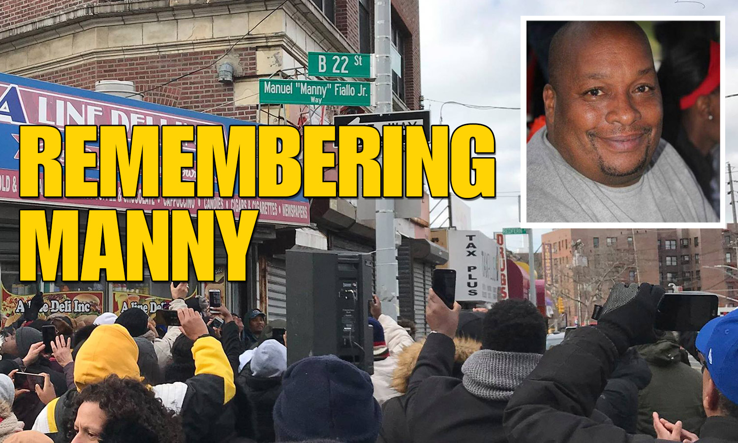 Remembering Manny