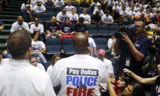 Dallas Police and Fire