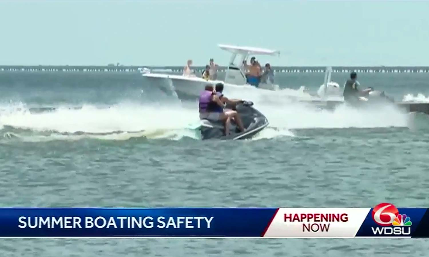 Summer Boating Safety