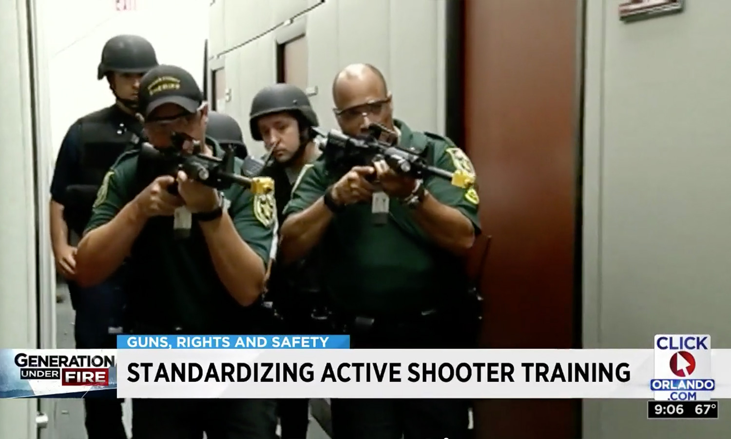 FDLE to offer active shooter training to law enforcement