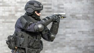 No vested interest in officer safety