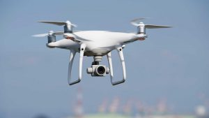 Drones help law enforcement reach the homeless