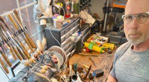 Cop Hobbies: Woodcarving