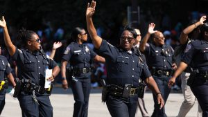 Does police reform need more women?