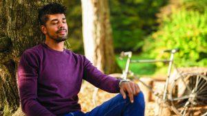 Mindfulness versus panic
