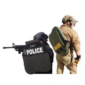 Compact Response Shield