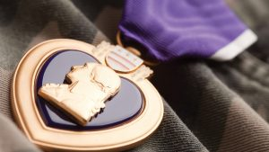 This Purple Heart needs a home