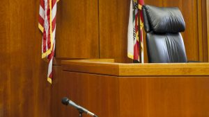 Court preparations and testimony