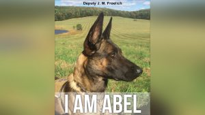 Deputy publishes book to share K-9's tale with kids