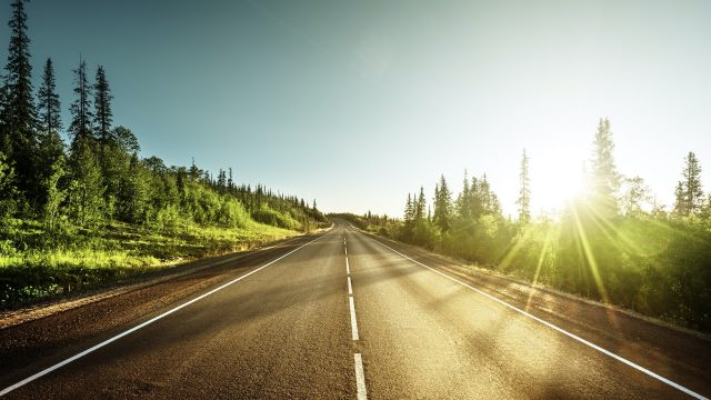 Paving the road for leadership