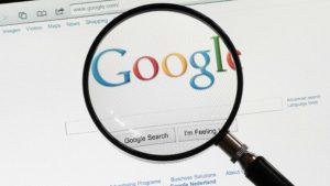 Hey Google, find suspects