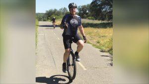 Cop Hobbies: Unicycle