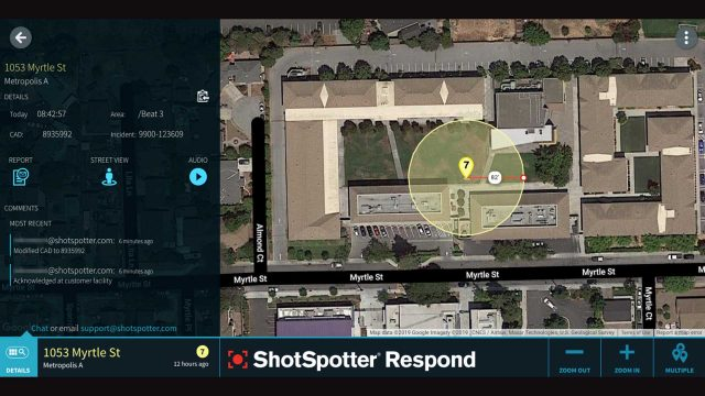 Denver police gun detection technology pays off