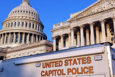 Capitol Police Officers Lack Confidence in Leaders Following Unrest