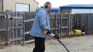 Cop Hobbies: Metal detecting