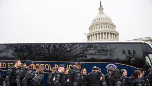 "Union says ""many"" U.S. Capitol Police..."