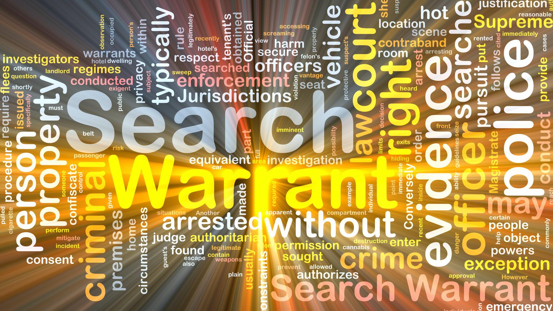 search-warrant
