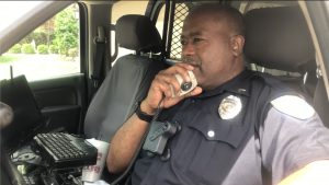 Edmond police officer signs off for the final time with heartfelt goodbye