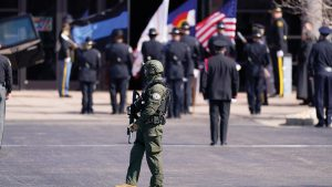 Resiliency in the face of mass casualty violence