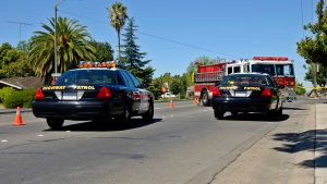 Traffic-related fatalities contribute to increased police officer deaths
