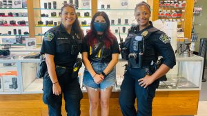 Austin police officers get new camera for teen girl