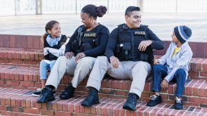 Community-oriented policing: still relevant?