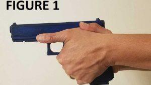 "Call your shots: Using a ""true"" thumbs-forward grip"