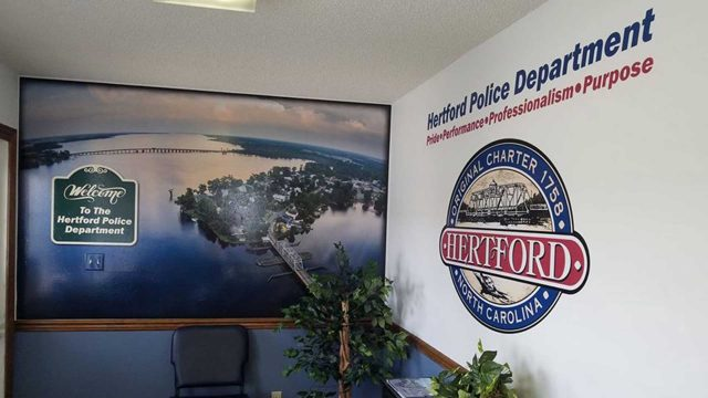 Hertford Police Department disbanded to save town money