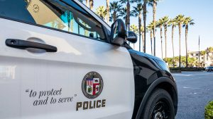 LAPD, Fire Department's vaccine rate stalls