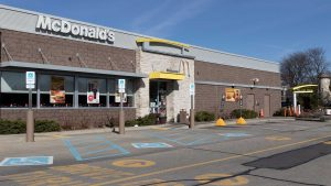 Man arrested after threatening to bomb a McDonalds over lack of dipping sauce