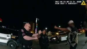 Pueblo police officer wins dance-off to get man to stop loitering