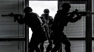What is a tactical mindset?