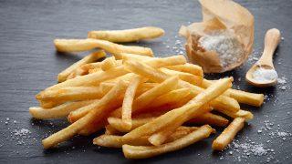 Why fries need salt